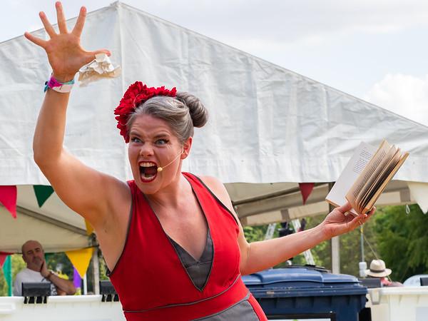 Cambridge Folk Festival 2019 - Strong Lady show