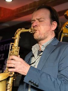 Jonathan Gee and Gaetano Partipilo Quartet