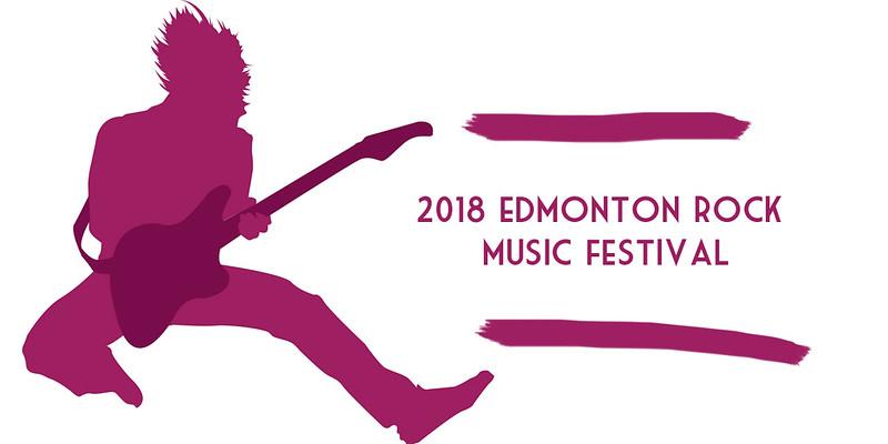 2018 Edmonton Rock Music Festival