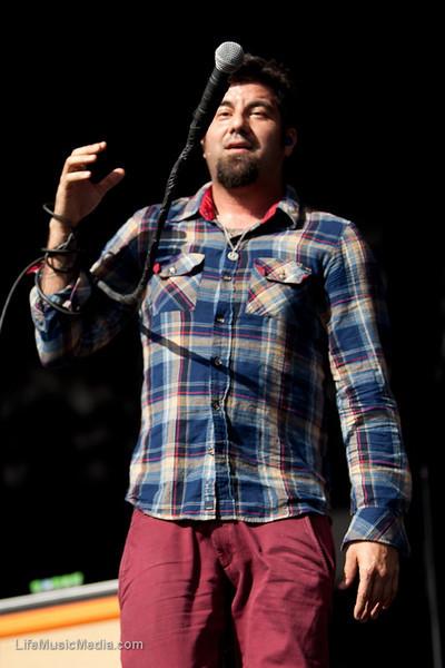 """Deftones @ Big Day Out 2011  Photographer:  <a href=""""http://www.okletsgo.com.au/"""" target=""""_wina"""">Matt Palmer</a>  <a href=""""http://lifemusicmedia"""" target=""""_wina"""">LIFE MUSIC MEDIA</a>"""