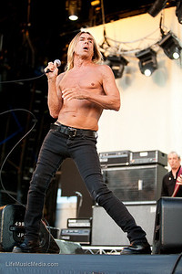 Iggy Pop and The Stooges @ Big Day Out 2011  Photographer:  Matt Palmer  LIFE MUSIC MEDIA