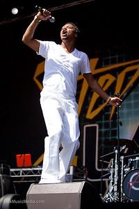 Lupe Fiasco @ Big Day Out 2011  Photographer:  Matt Palmer  LIFE MUSIC MEDIA