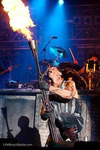 Rammstein @ Big Day Out 2011  Photographer:  Matt Palmer  LIFE MUSIC MEDIA