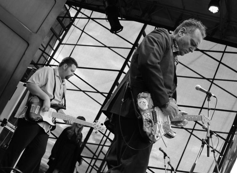 Blues Bash 2012 David Gogo and the Expanded Band