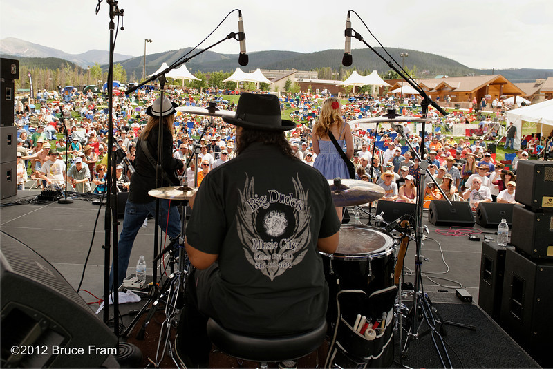 Shane Dwight Band  - Blues from the Top 2012
