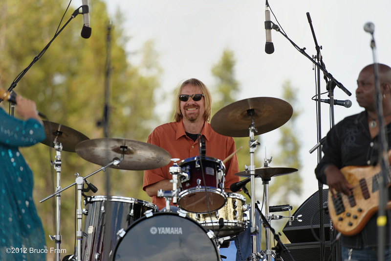 haun Murphy Band, Dave Nelson - Blues from the Top 2012