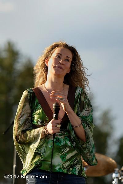 Dana Fuchs - Blues from the Top 2012