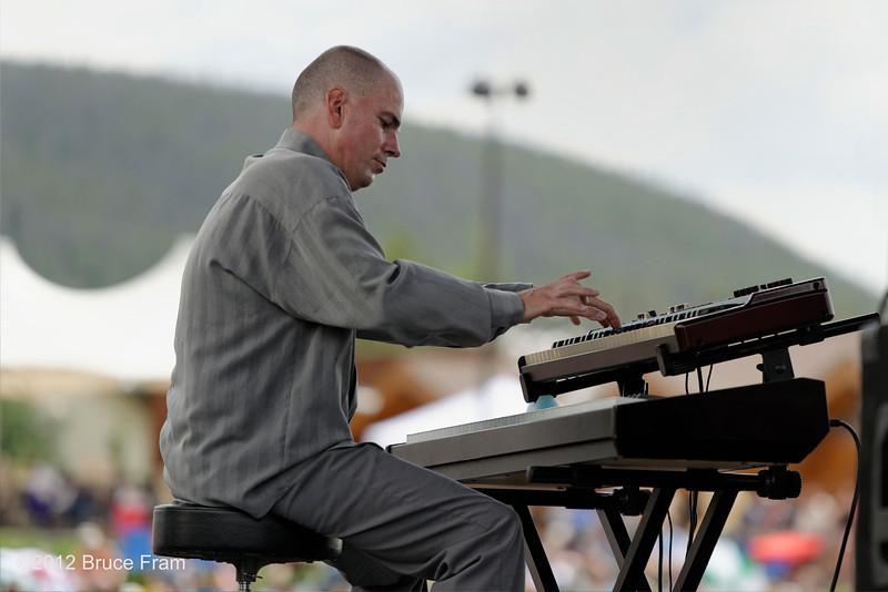 Shaun Murphy Band, John Wallum - Blues from the Top 2012