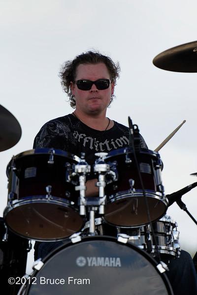 Ryan McGarvey Band, Bjorn Hamre - Blues from the Top 2012