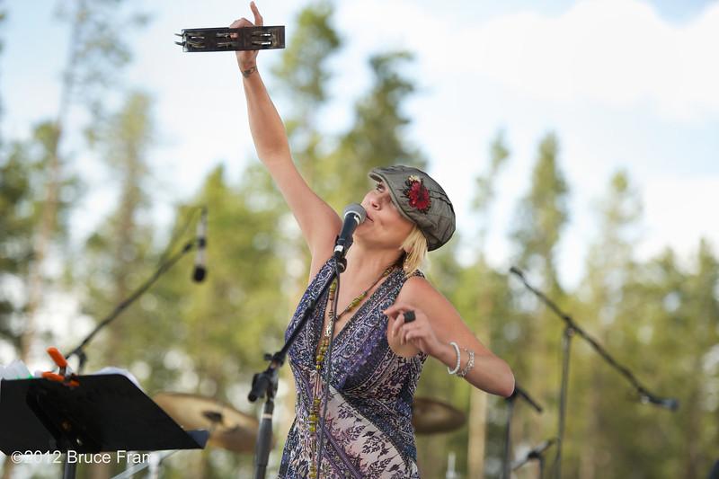 Shane Dwight Band, Bekka Bramlett - Blues from the Top 2012