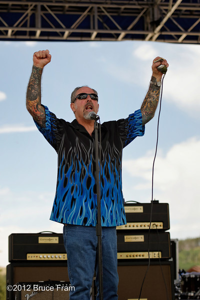 The Nighthawks, Mark Werner - Blues from the Top 2012