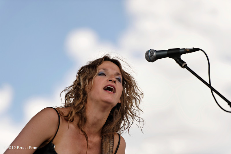Ana Popovic - Blues from the Top 2012