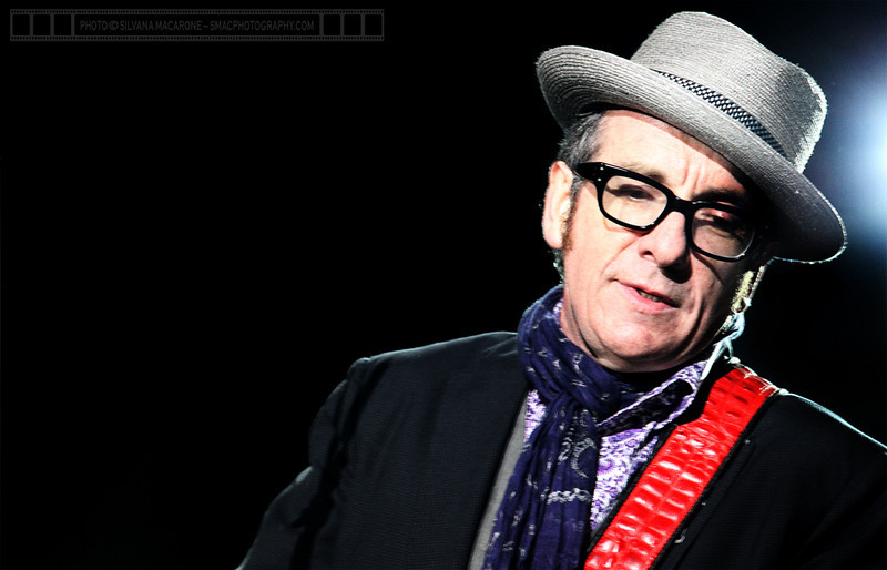 "Byron Bay Bluesfest 2011 - Elvis Costello  Photographer: <a href=""http://www.smacphotography.com"" target=""_wina"">Silvana Macarone</a>  <a href=""http://lifemusicmedia.com"" target=""_wina"">LIFE MUSIC MEDIA</a>"