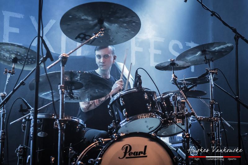 Matt Kohanowski - Oceano @ Complexity Fest 2018 - Patronaat - Haarlem - The Netherlands/Paises Bajos
