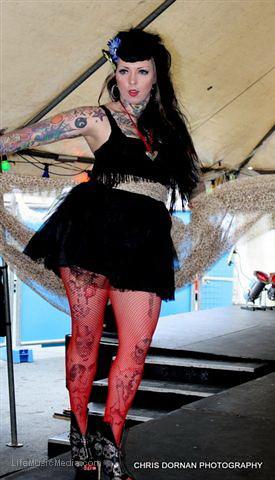 "Dead Of Winter Festival 2011 @ The Jubilee, Brisbane - 16 July 2011  Photographer: Chris Dornan Photography  <a href=""http://lifemusicmedia.com"">LIFE MUSIC MEDIA</a>"