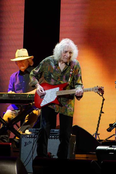 Albert Lee - Eric Clapton's Crossroads Guitar Festival 2013