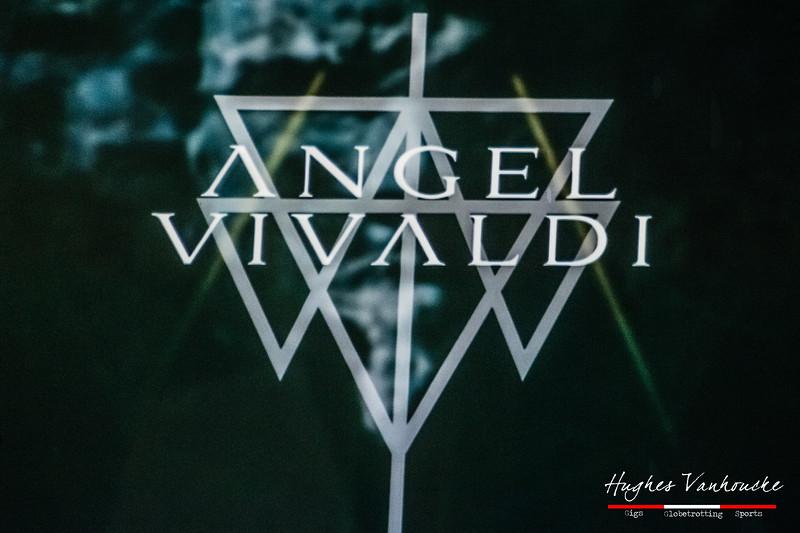 Angel Vivaldi @ Euroblast XIII - Essigfabrik - Cologne - Germany/Alemania