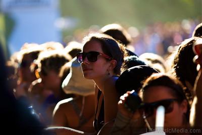 Waiting for Sarah Blasko  Photographer: Elize Strydom