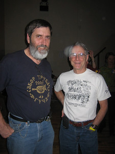 Ken Harstine and Jerry Agin