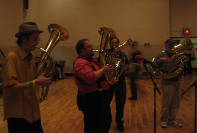The Festival started, as usual, with the Zlatne Uste Brass Band at 6 pm.