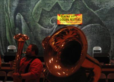 Zlatne Uste Brass Band.