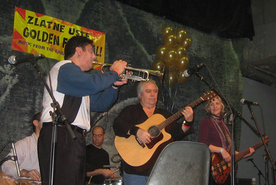 Avram Pengas (guitar/bouzouki) & the Noga Group.   http://www.nogamusic.com/the-band.htm