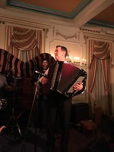 Raif Husani playing with Zlatni Balkan Zvuk, 11:35 pm Saturday