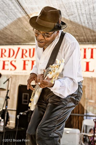 Hayward Russell Blues Festival 2012