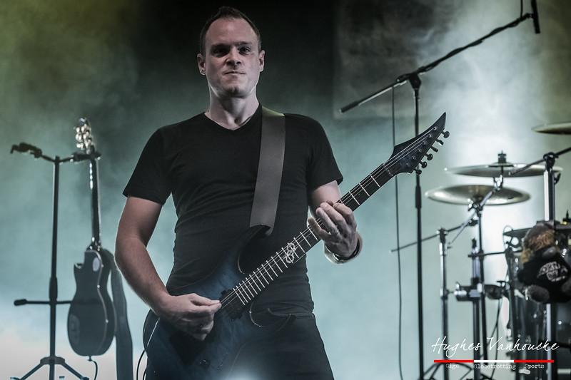 Tim De Smedt - Chalice @ Headbanger's Balls Fest 2019 - CC De Leest - Izegem - Belgium/Bélgica