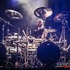 Nicolas Bastos - Dagoba @ Headbanger's Balls Fest 2019 - CC De Leest - Izegem - Belgium/Bélgica