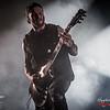Richard De Mello - Dagoba @ Headbanger's Balls Fest 2019 - CC De Leest - Izegem - Belgium/Bélgica