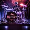 Léo Luyckx - Komah (BEL) @ Headbanger's Balls Fest 2019 - CC De Leest - Izegem - Belgium/Bélgica