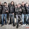 Komah (BEL) + deel bestuur Headbanger's Balls Fest @ Headbanger's Balls Fest 2019 - CC De Leest - Izegem - Belgium/Bélgica