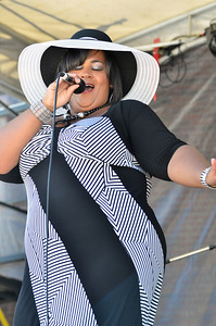 TD VIctoria International Jazzfest Maureen Washington