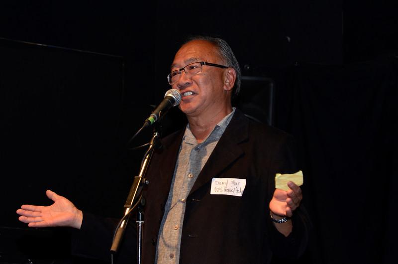 Festival Director Darryl Mar