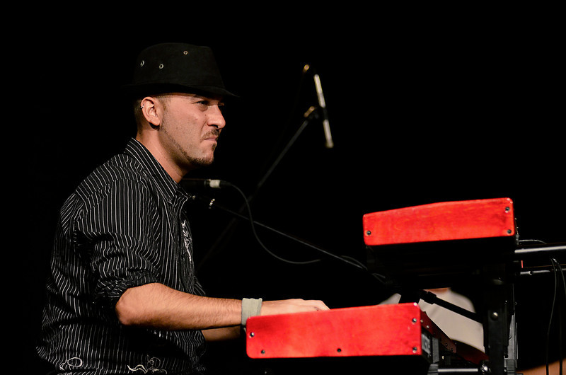 TD VIctoria International Jazzfest - Gabriel Palatchi Band