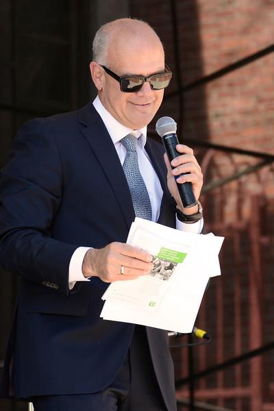 Mayor Dean Fortin