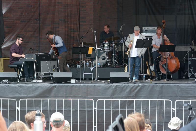 Wes Carroll Confabulation - Centennial Square June 22, 2015