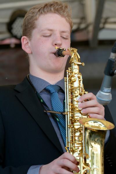 Wellington High Jazz Combo