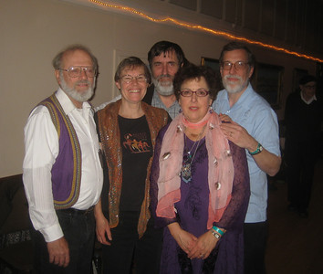 Rich Tucker, Sandy & Ken, Ellen & Mike Pompa.