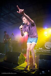 chk chk chk @ Laneway Festival 2011 - Brisbane  LIFE MUSIC MEDIA