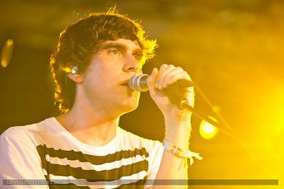 Bear In Heaven @ Laneway Festival 2011 - Brisbane  LIFE MUSIC MEDIA