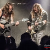 Mike Leon & Max Cavalera - Return To Roots @ MTV's Headbangers Ball - Trix - Antwerp/Amberes - Belgium/Bélgica