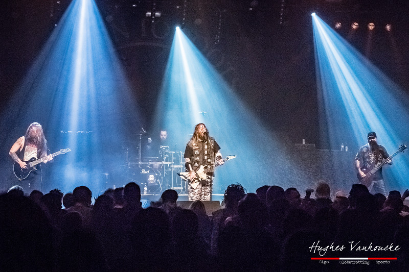 Return To Roots @ MTV's Headbangers Ball - Trix - Antwerp/Amberes - Belgium/Bélgica
