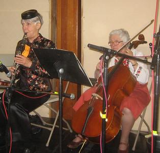 Zjemi and Sabina.   2006