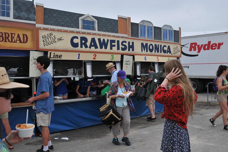 Crawfish Monica - My New Best Friend