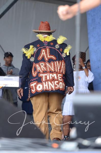 """Al """"Carnival Time"""" Johnson"""