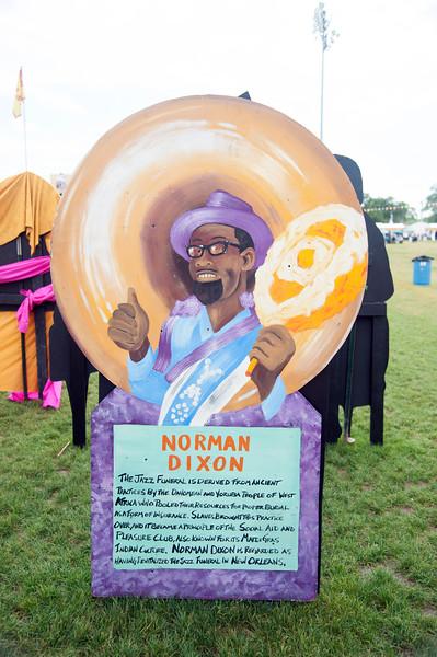 Norman Dixon