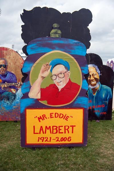 """""""Mr. Eddie"""" Lambert"""