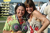 Grace Potter & Mom with her new find